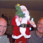 Golden Heart Santa Celebrates a Family Christmas