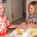Hawaiian Luau brings back old memories