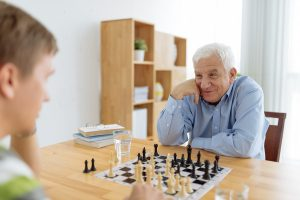 Senior Care in Mint Hill NC: How Do You Keep an Aging Parent From Feeling Boredom When Mobility Decreases?