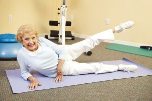 Elder Care in Weddington NC: Why Exercise is Important for Lupus Sufferers