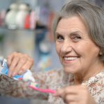 Home Care in Pineville NC: Helping your Aging Parent Take Care of Their Teeth and Mouth