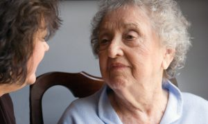 Home Care in Matthews NC: How Can You Improve Communication with Your Senior with Alzheimer's Disease?